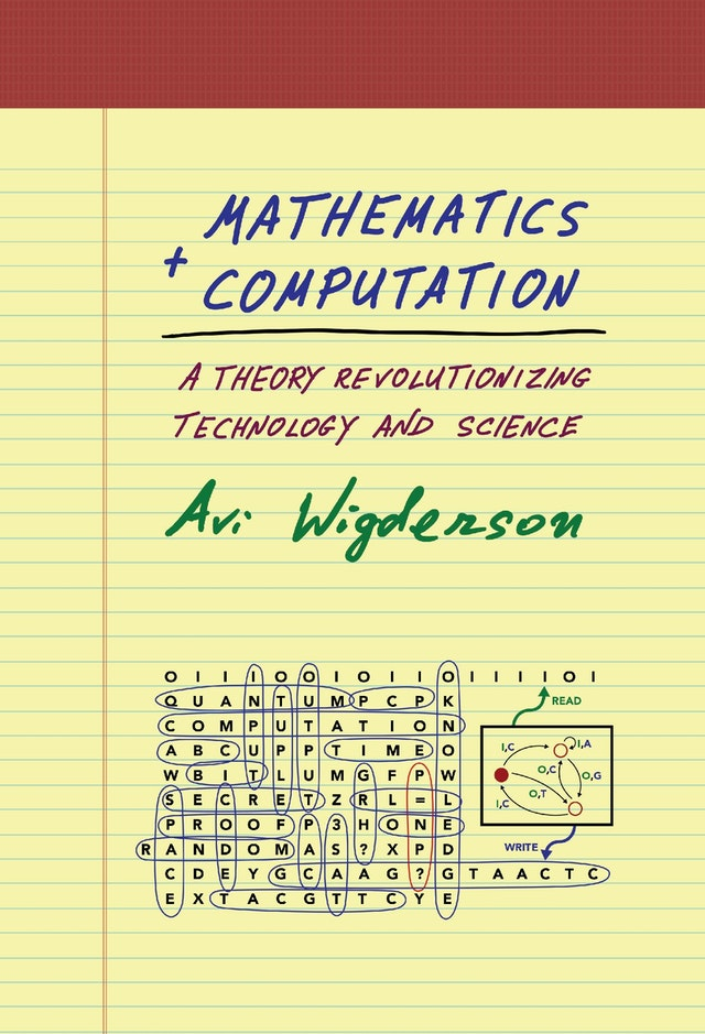 Mathematics and Computation Book Cover