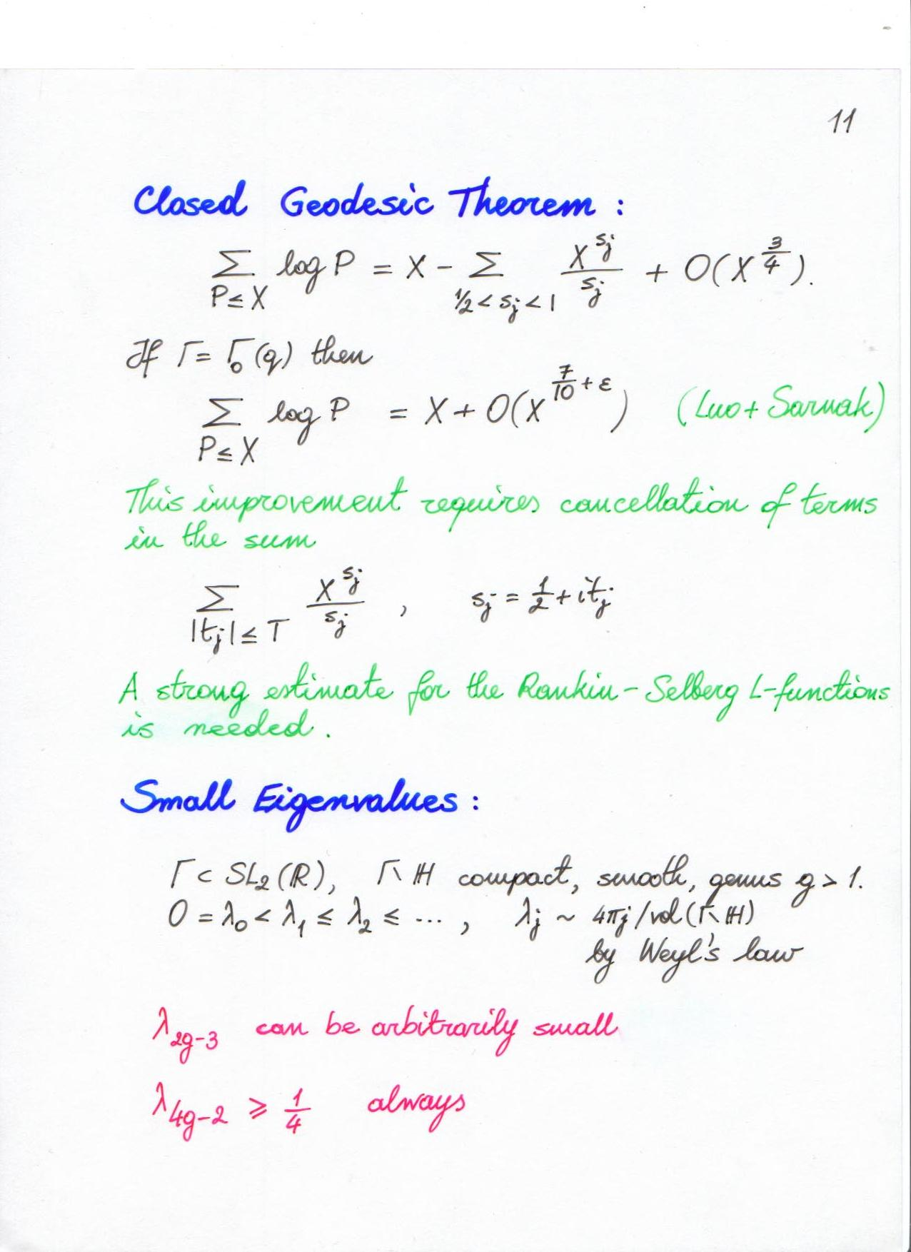 Spectral theory of automorphic forms and analytic number theory spectral theory of automorphic forms and analytic number theory publicscrutiny Image collections